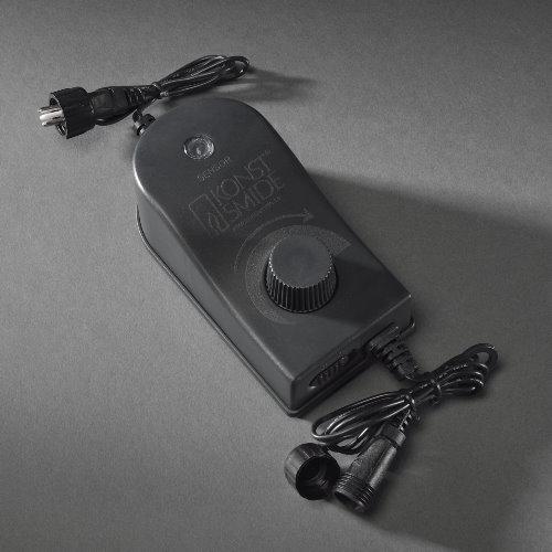 Konstsmide 24v led system nr 21 dimmer mit for Weihnachtsbeleuchtung mit batterie und timer