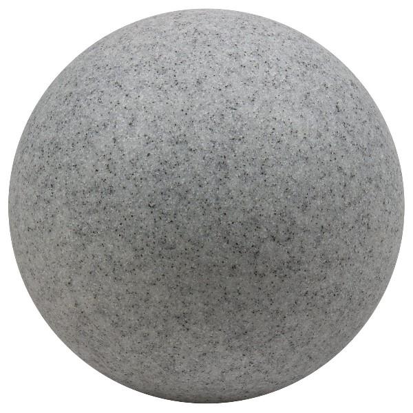 leuchtkugel mundan granit 40 cm. Black Bedroom Furniture Sets. Home Design Ideas