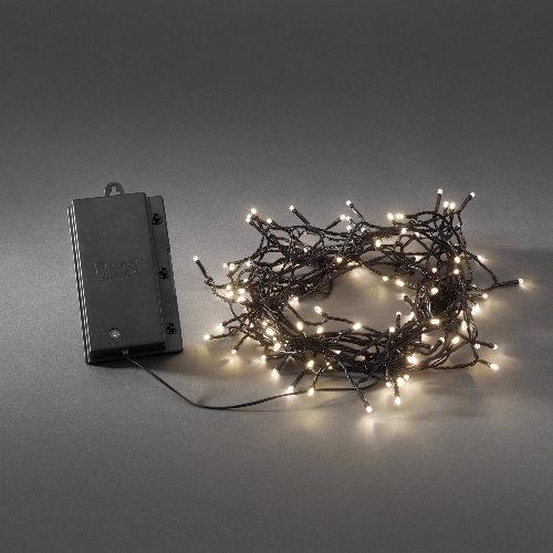 konstsmide led lichterkette 120 led warmwei. Black Bedroom Furniture Sets. Home Design Ideas