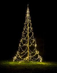 Led Tannenbaum.Led Tannenbaum Für Fahnenmast 600 Cm 600 Warmweiße Led