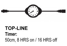 SIRIUS Top-Line-System Timer 8 HRS on / 16 HRS off