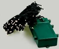 fdl led lichterkette 200 led warmwei mit timer batteriebetrieben aussen. Black Bedroom Furniture Sets. Home Design Ideas