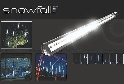 snowfall led lichteffektsystem 10 teilig 165mm. Black Bedroom Furniture Sets. Home Design Ideas