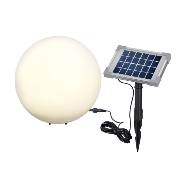 esotec solar kugelleuchte mega ball 40 cm 7 farbiger lichtwechsel oder dauerlicht. Black Bedroom Furniture Sets. Home Design Ideas