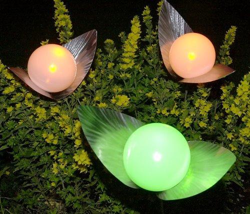kunstschmiede solarleuchte lichtbl te regina. Black Bedroom Furniture Sets. Home Design Ideas